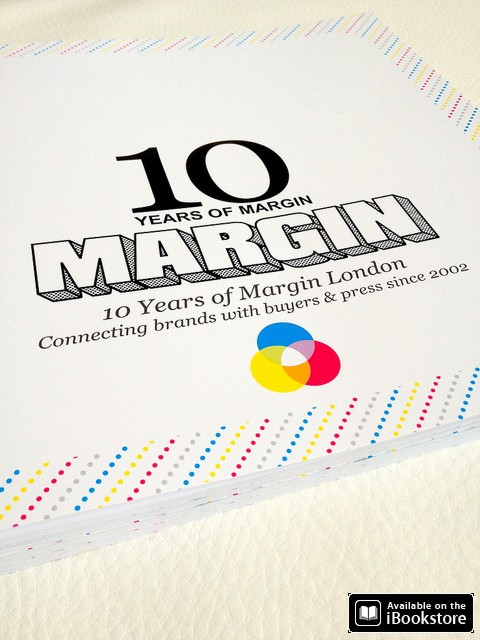 Margin London + 10 Year Book + Feb 2012