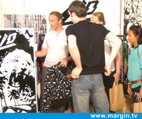 MARGIN LONDON AUGUST 2007 + EIO CLOTHING