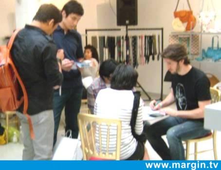 MARGIN LONDON AUGUST 2007 + MIMOCO