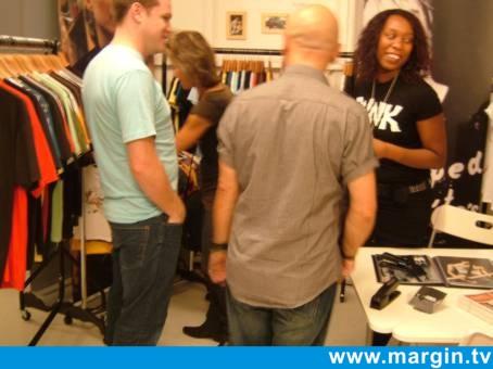 MARGIN LONDON AUGUST 2007 + LOST PROPERTY / WORN FREE