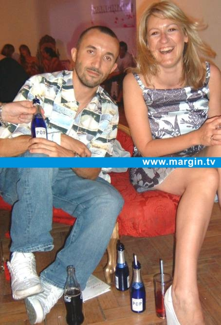 Margin Party August 2003