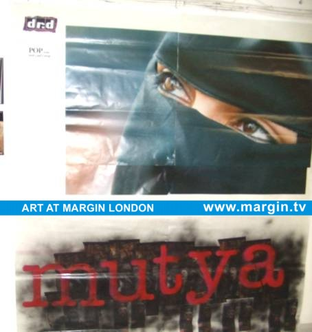 Pimp Guides + Pimp Magazine + Pimp Art + Margin London + Magazine Lounge + February 2008 + London Fashion Week