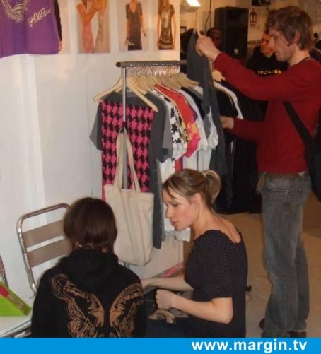 Regenerate at Margin London February 2008