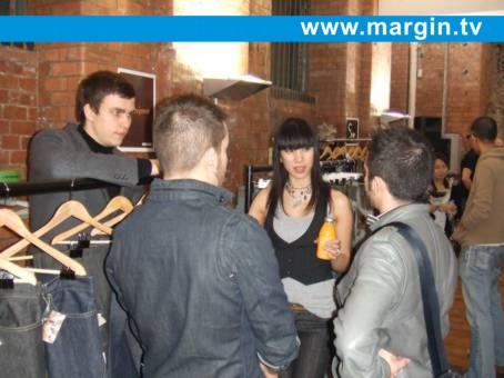 Trousers at Margin London February 2008