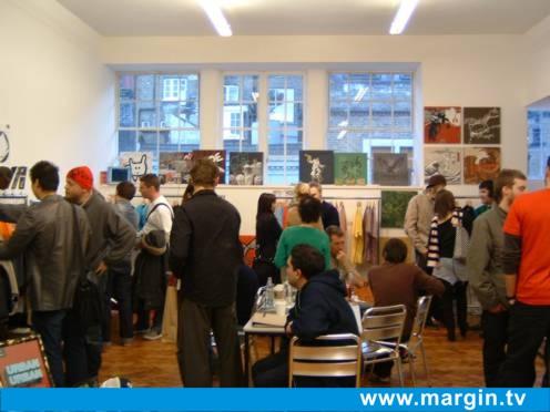Margin London + February 2004 + Mens Edition + The Tee Room