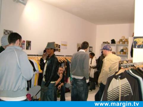 Margin London February 2005