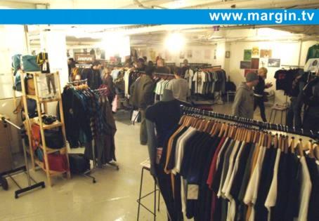 Margin London February 2007