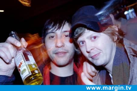 Margin London February 2007 Party Soho Revue Bar + Sid from Retreat Clothing and Paul from Private School Assault Wear