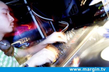 Margin London February 2007 Party Soho Revue Bar + DJ