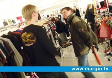 Margin London February 2007 + Stereo Sound Agency