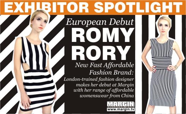Exhibitor Spotlight Romy Rory
