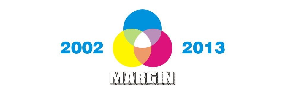 Margin London 2002 2013