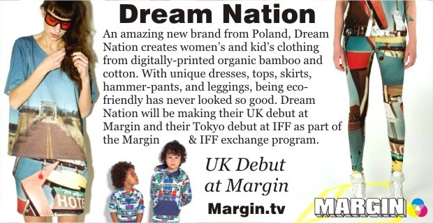 Dream Nation at Margin London