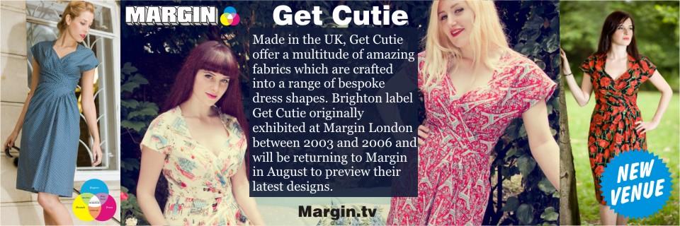 August 2013 Preview + Get Cutie at Margin London
