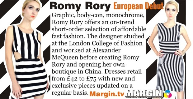Romy Rory at Margin London